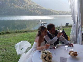 Le nozze di Roberta e Cristiano Bruno