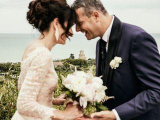 Le nozze di Mariella e Alessandro