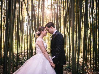 Le nozze di Mioara e Alessandro