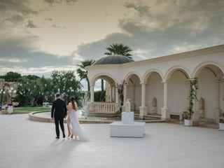 Le nozze di Concetta e Domenico