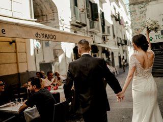 Le nozze di Salvatore e Nunzia