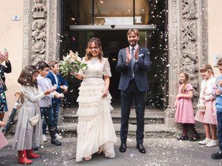Le nozze di Lucilla e Enrico