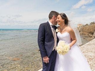 Le nozze di Suela e Emiliano