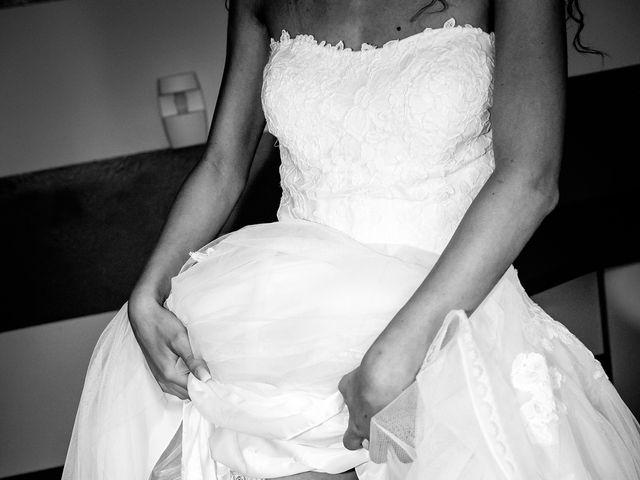Il matrimonio di claudio e gaia a Brandico, Brescia 4