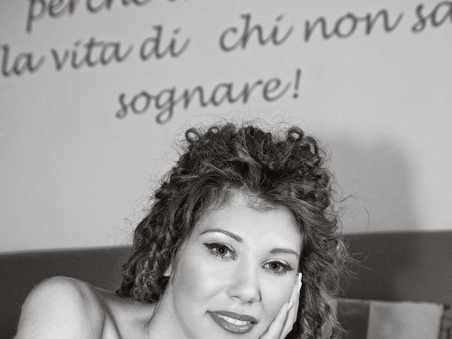 Il matrimonio di claudio e gaia a Brandico, Brescia 7