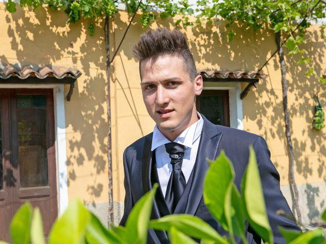 Il matrimonio di claudio e gaia a Brandico, Brescia 11