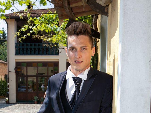 Il matrimonio di claudio e gaia a Brandico, Brescia 18