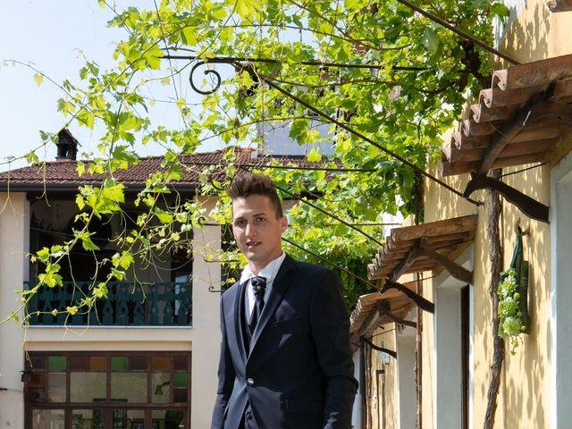 Il matrimonio di claudio e gaia a Brandico, Brescia 19