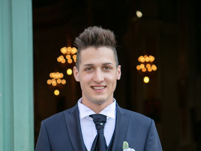 Il matrimonio di claudio e gaia a Brandico, Brescia 21