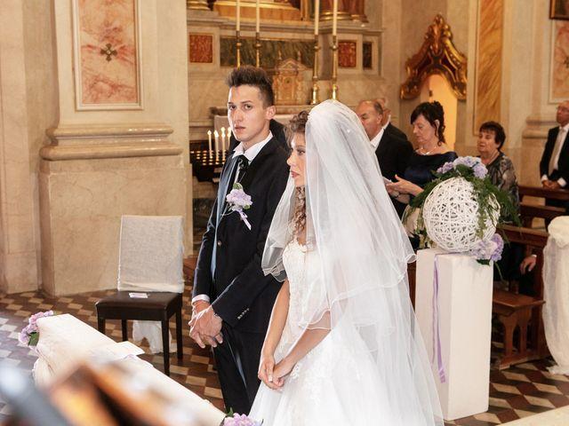Il matrimonio di claudio e gaia a Brandico, Brescia 30