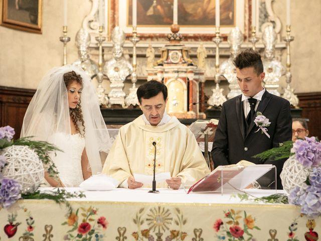 Il matrimonio di claudio e gaia a Brandico, Brescia 31