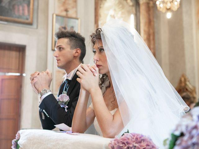 Il matrimonio di claudio e gaia a Brandico, Brescia 35