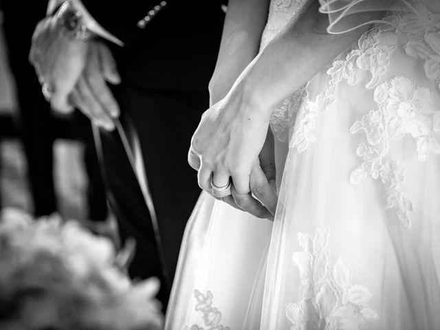 Il matrimonio di claudio e gaia a Brandico, Brescia 36