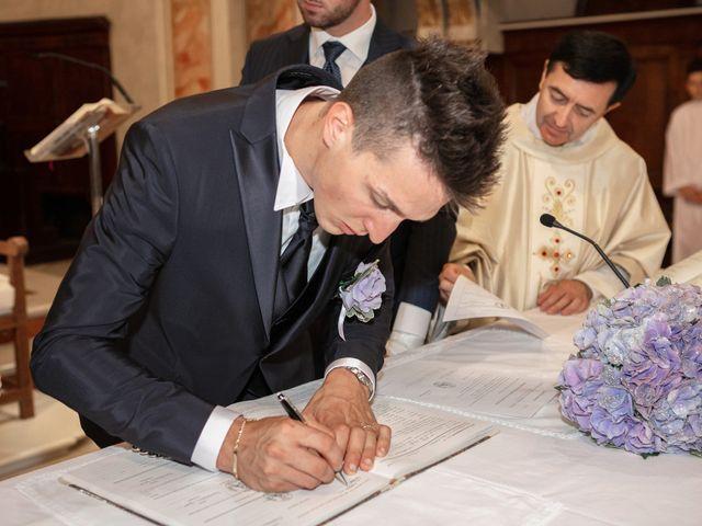 Il matrimonio di claudio e gaia a Brandico, Brescia 39