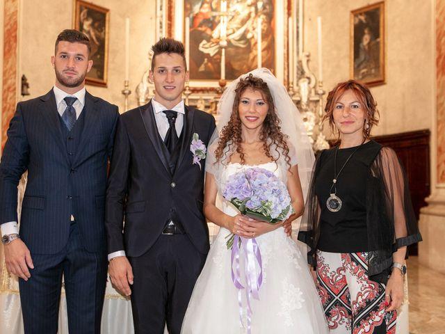 Il matrimonio di claudio e gaia a Brandico, Brescia 42