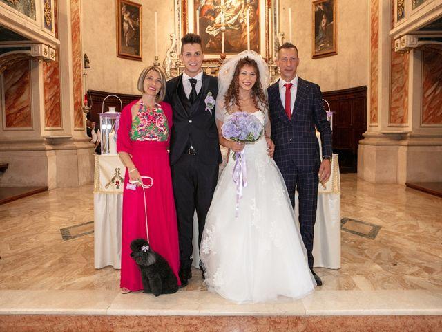 Il matrimonio di claudio e gaia a Brandico, Brescia 44