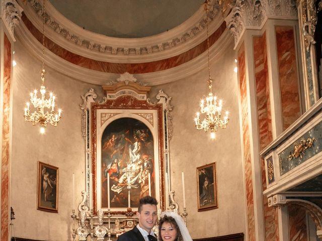 Il matrimonio di claudio e gaia a Brandico, Brescia 45