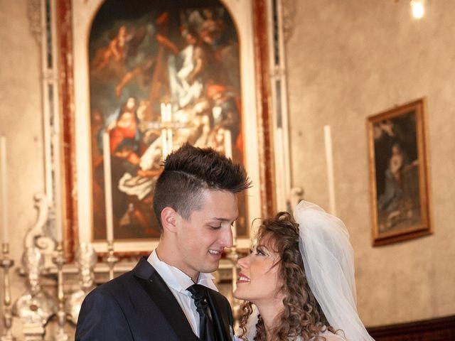 Il matrimonio di claudio e gaia a Brandico, Brescia 46