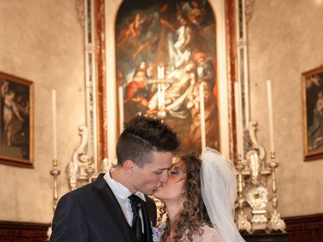 Il matrimonio di claudio e gaia a Brandico, Brescia 47