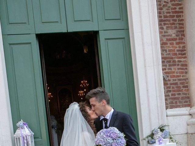 Il matrimonio di claudio e gaia a Brandico, Brescia 50