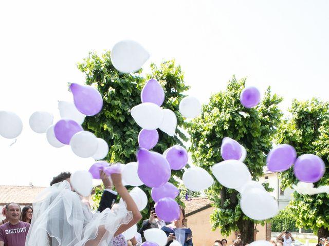 Il matrimonio di claudio e gaia a Brandico, Brescia 51