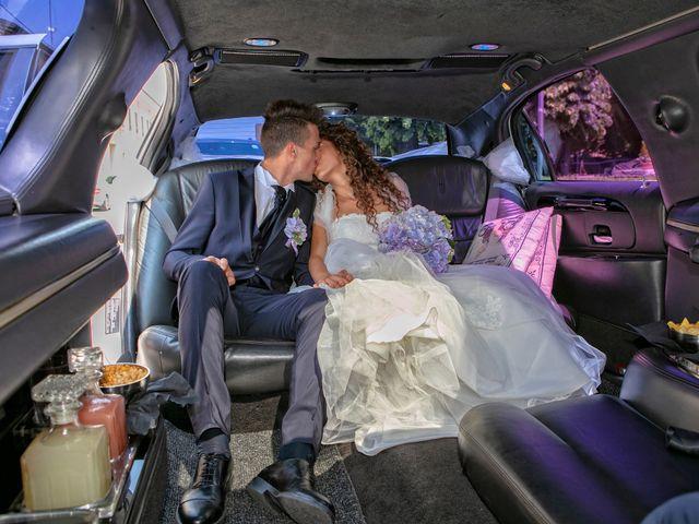 Il matrimonio di claudio e gaia a Brandico, Brescia 53