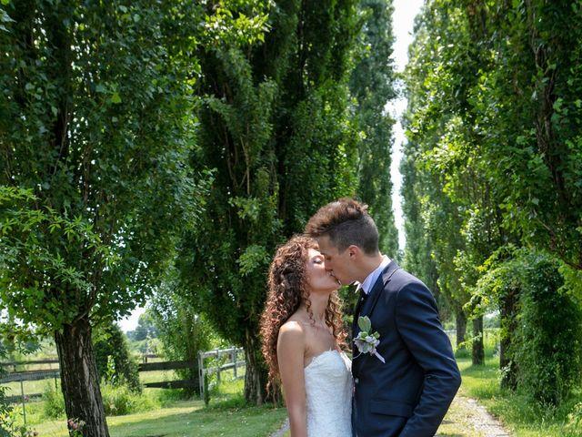 Il matrimonio di claudio e gaia a Brandico, Brescia 55