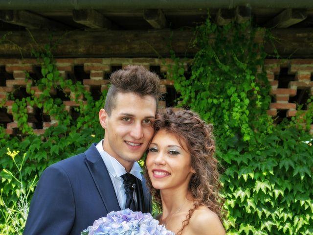 Il matrimonio di claudio e gaia a Brandico, Brescia 56