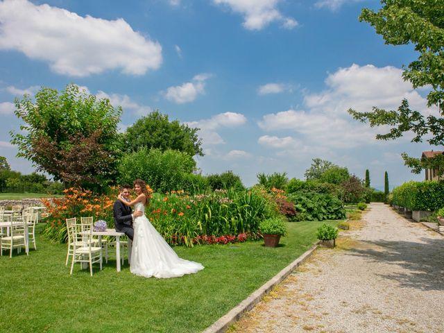 Il matrimonio di claudio e gaia a Brandico, Brescia 58