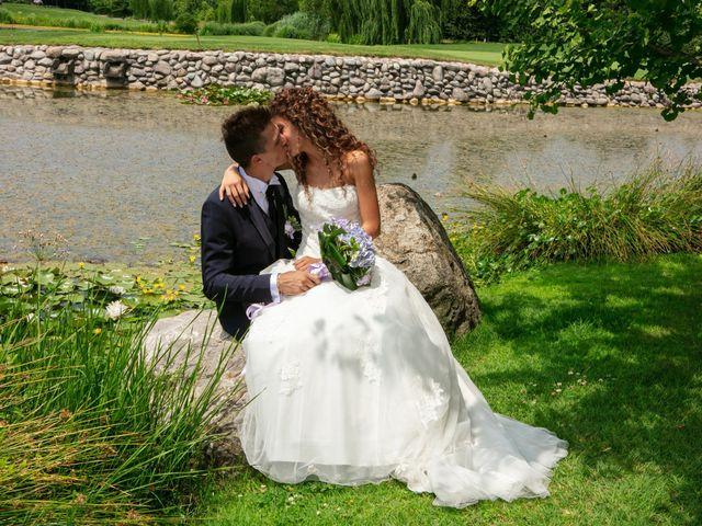 Il matrimonio di claudio e gaia a Brandico, Brescia 62