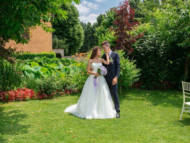 Il matrimonio di claudio e gaia a Brandico, Brescia 64