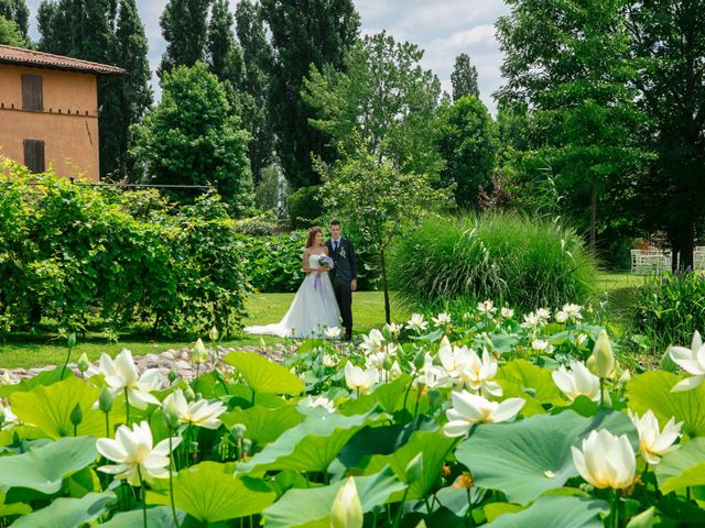 Il matrimonio di claudio e gaia a Brandico, Brescia 67