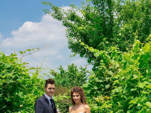 Il matrimonio di claudio e gaia a Brandico, Brescia 68