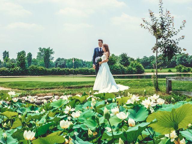Il matrimonio di claudio e gaia a Brandico, Brescia 75