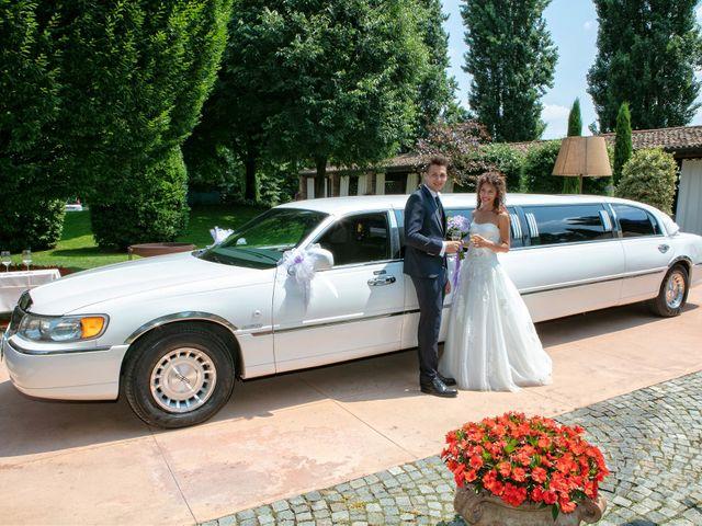 Il matrimonio di claudio e gaia a Brandico, Brescia 80