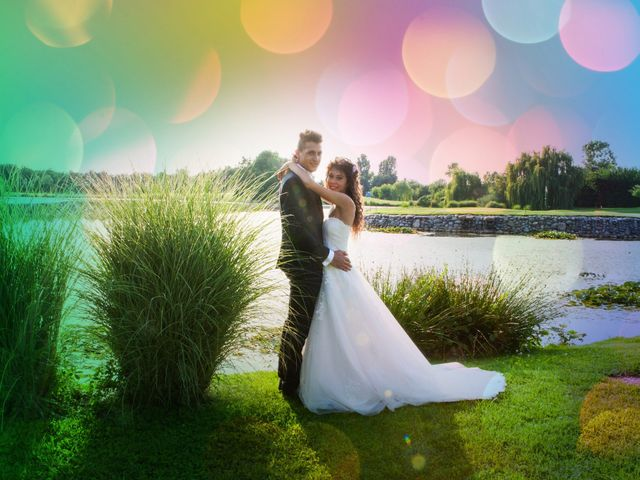 Il matrimonio di claudio e gaia a Brandico, Brescia 83