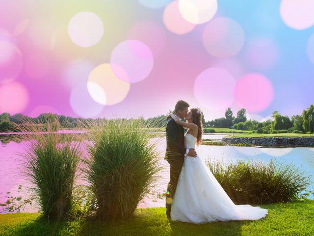 Il matrimonio di claudio e gaia a Brandico, Brescia 84