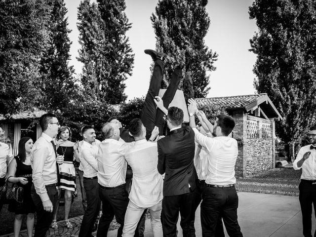 Il matrimonio di claudio e gaia a Brandico, Brescia 89