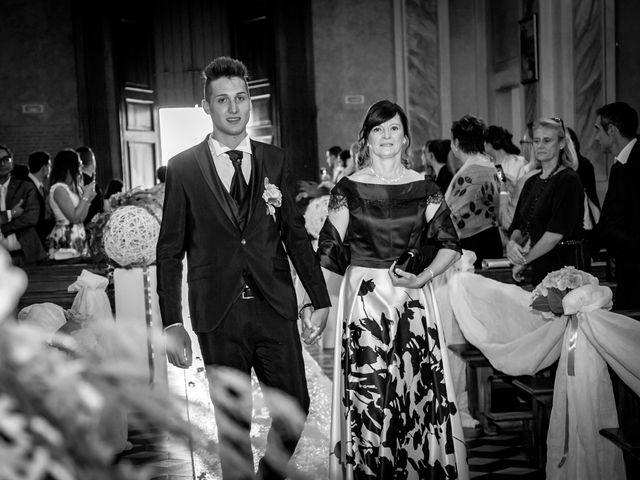 Il matrimonio di claudio e gaia a Brandico, Brescia 100