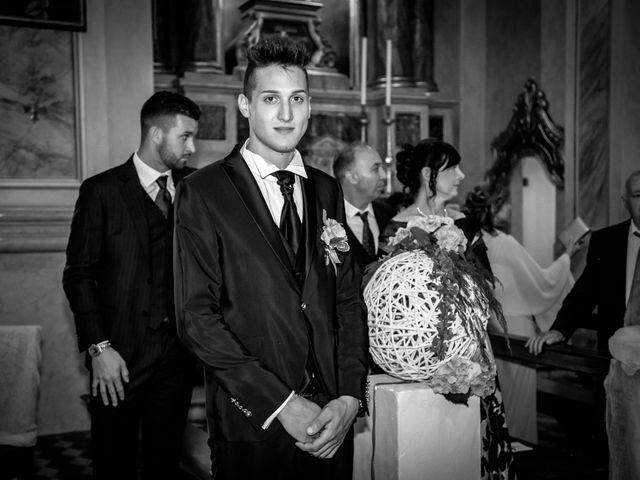 Il matrimonio di claudio e gaia a Brandico, Brescia 101