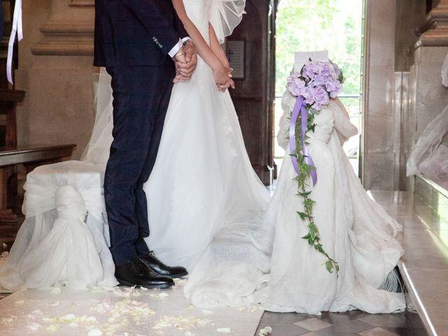 Il matrimonio di claudio e gaia a Brandico, Brescia 103