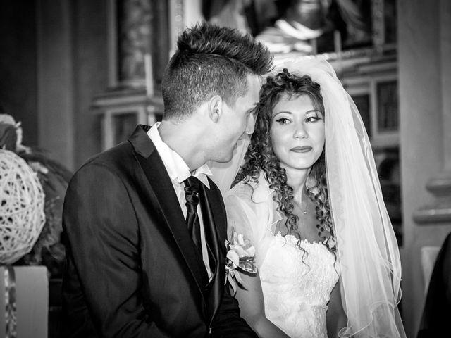 Il matrimonio di claudio e gaia a Brandico, Brescia 105