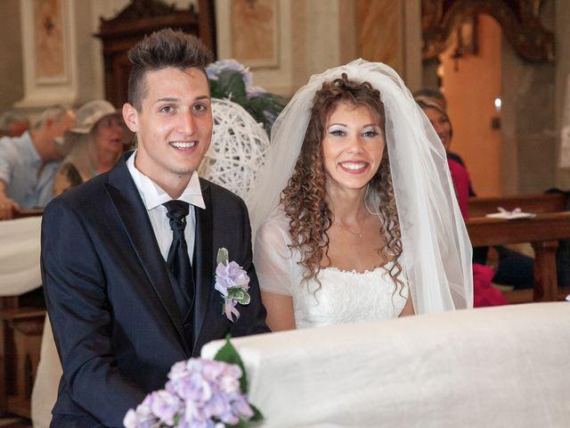 Il matrimonio di claudio e gaia a Brandico, Brescia 106
