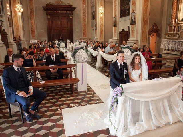 Il matrimonio di claudio e gaia a Brandico, Brescia 107