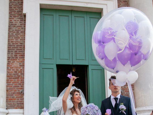 Il matrimonio di claudio e gaia a Brandico, Brescia 108
