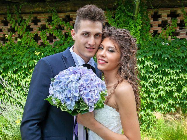 Il matrimonio di claudio e gaia a Brandico, Brescia 111