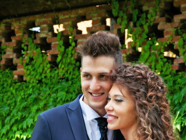 Il matrimonio di claudio e gaia a Brandico, Brescia 112