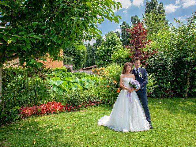 Il matrimonio di claudio e gaia a Brandico, Brescia 115