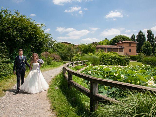 Il matrimonio di claudio e gaia a Brandico, Brescia 119