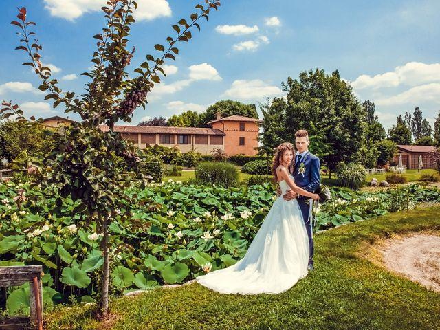 Il matrimonio di claudio e gaia a Brandico, Brescia 120